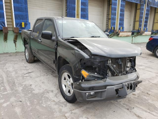 Vehiculos salvage en venta de Copart Columbus, OH: 2011 Chevrolet Colorado L