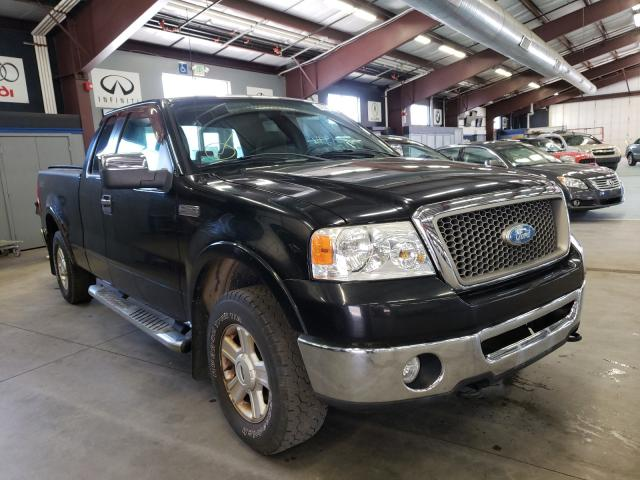 2006 Ford F150 en venta en East Granby, CT