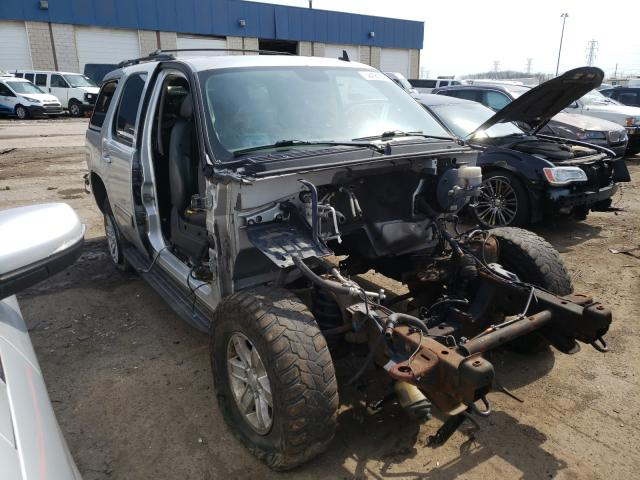 Salvage cars for sale from Copart Woodhaven, MI: 2011 GMC Yukon SLT