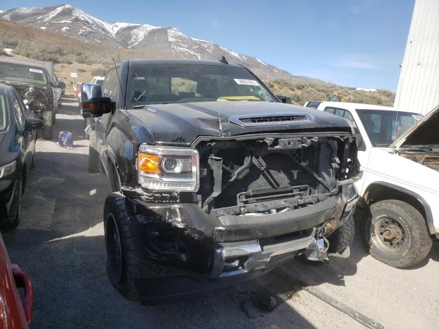 Salvage cars for sale from Copart Reno, NV: 2019 GMC Sierra K35