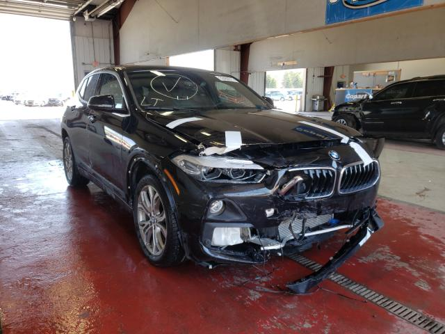 Salvage cars for sale from Copart Angola, NY: 2018 BMW X2 XDRIVE2