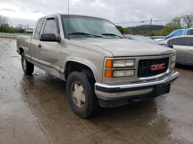 Salvage cars for sale from Copart Lebanon, TN: 1998 GMC Sierra K15