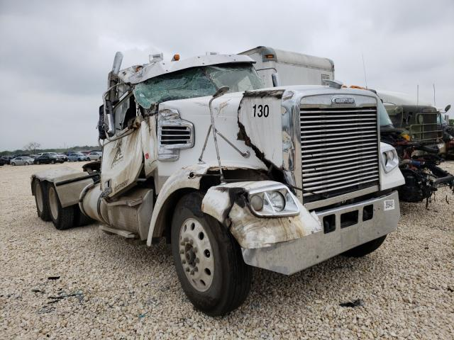 Salvage cars for sale from Copart San Antonio, TX: 2019 Freightliner 122SD