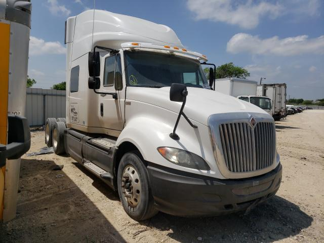 Salvage cars for sale from Copart Temple, TX: 2012 International Prostar