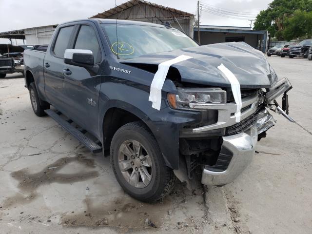 Salvage cars for sale from Copart Corpus Christi, TX: 2020 Chevrolet Silverado