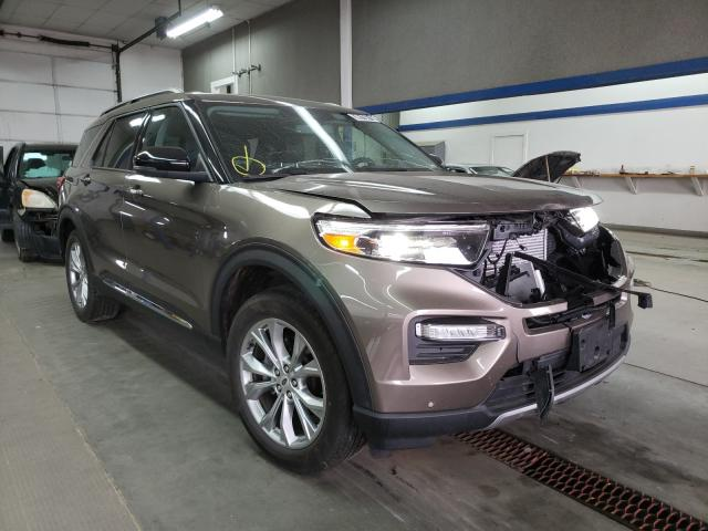 2021 Ford Explorer L for sale in Pasco, WA