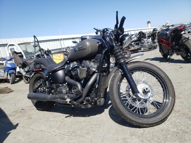 Harley-Davidson Vehiculos salvage en venta: 2019 Harley-Davidson Fxbb