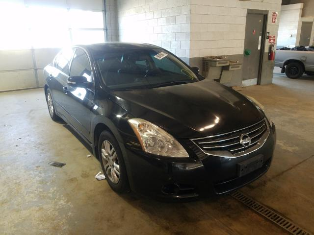 Salvage cars for sale from Copart Sandston, VA: 2012 Nissan Altima Base