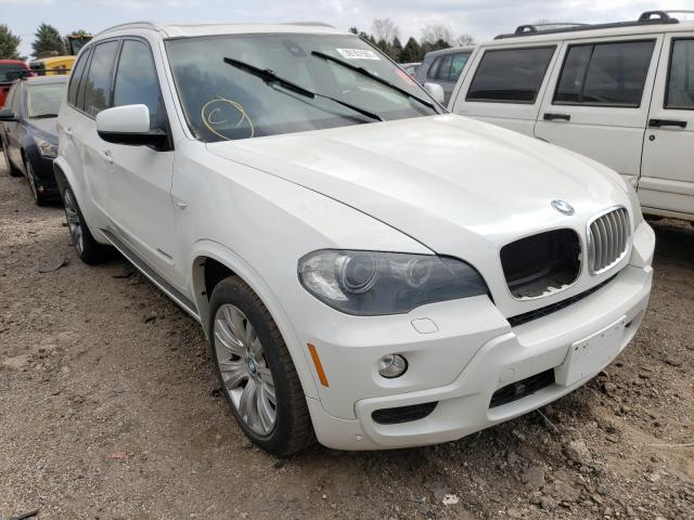 Salvage cars for sale from Copart Elgin, IL: 2010 BMW X5 XDRIVE4