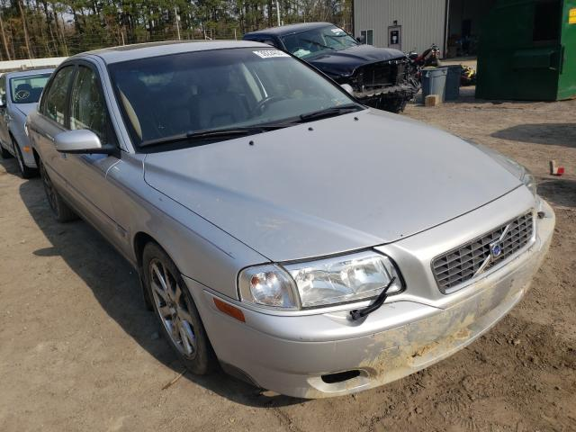 Salvage cars for sale from Copart Seaford, DE: 2004 Volvo S80 2.5T