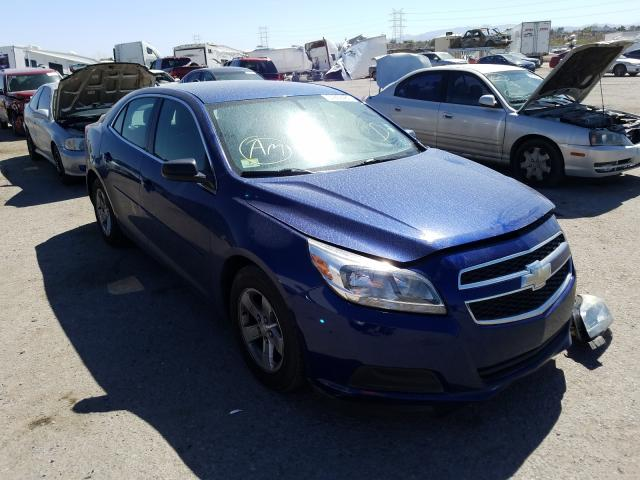 Salvage cars for sale from Copart Tucson, AZ: 2013 Chevrolet Malibu LS