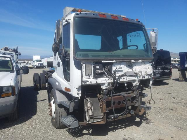Isuzu salvage cars for sale: 2007 Isuzu T6F042-FTR