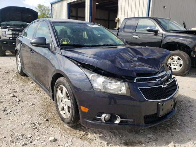 Salvage 2014 CHEVROLET CRUZE - Small image. Lot 39259761