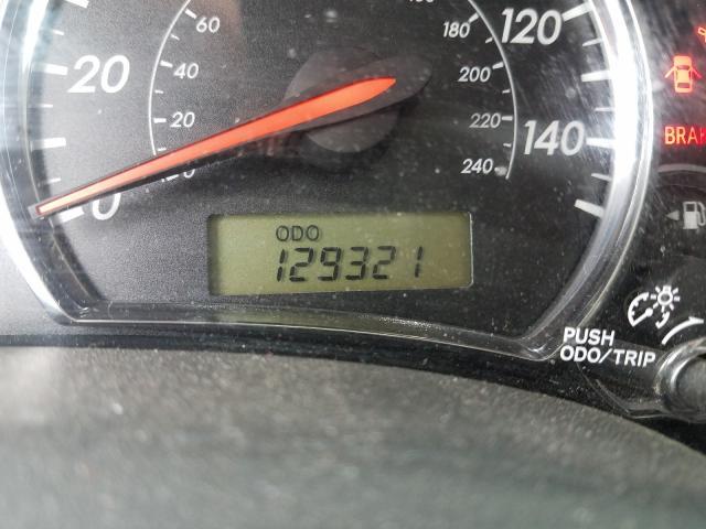 2011 TOYOTA COROLLA BA 2T1BU4EE1BC721462