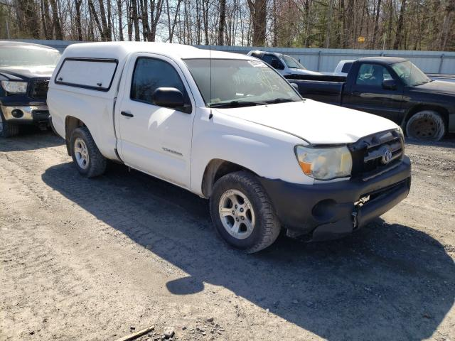 Salvage cars for sale from Copart Albany, NY: 2010 Toyota Tacoma