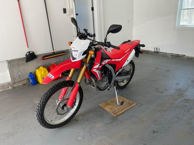 2018 Honda CRF250 L for sale in Mendon, MA