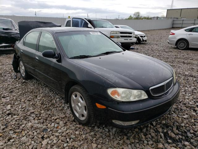Salvage cars for sale from Copart Lawrenceburg, KY: 2001 Infiniti I30