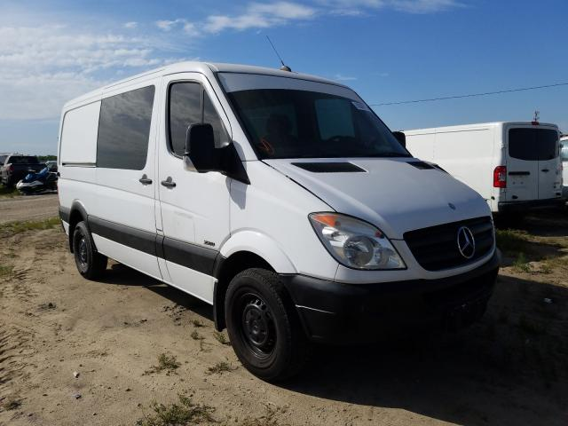 Mercedes-Benz Sprinter 2 Vehiculos salvage en venta: 2013 Mercedes-Benz Sprinter 2