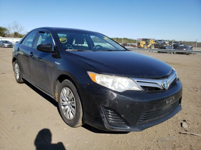 Salvage cars for sale from Copart Brookhaven, NY: 2012 Toyota Camry Hybrid