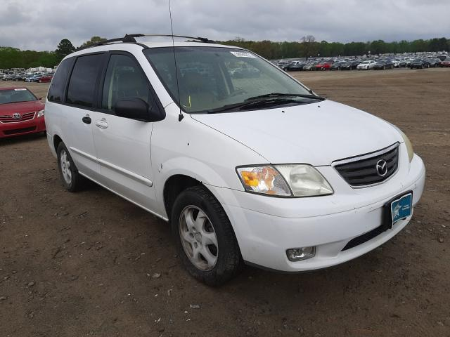 Mazda MPV salvage cars for sale: 2006 Mazda MPV