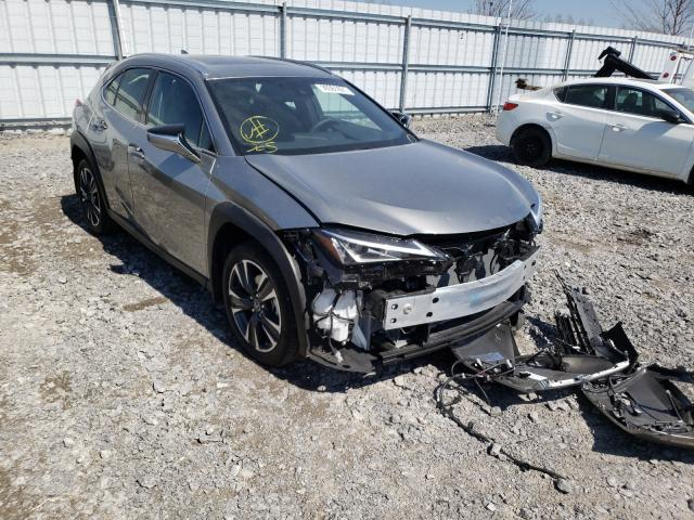 Salvage cars for sale from Copart Bowmanville, ON: 2019 Lexus UX 250H