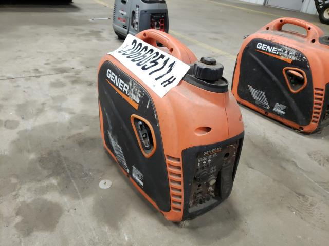 Generac salvage cars for sale: 2000 Generac Generator