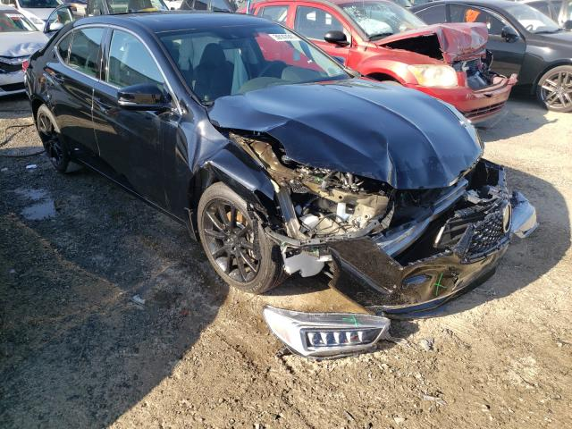 Acura TLX salvage cars for sale: 2020 Acura TLX