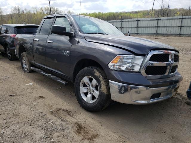 Salvage cars for sale from Copart Louisville, KY: 2015 Dodge RAM 1500 SLT