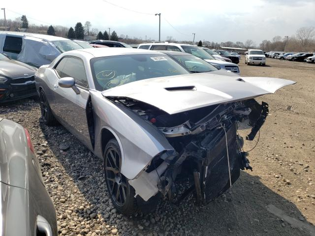 Salvage cars for sale from Copart Cudahy, WI: 2017 Dodge Challenger