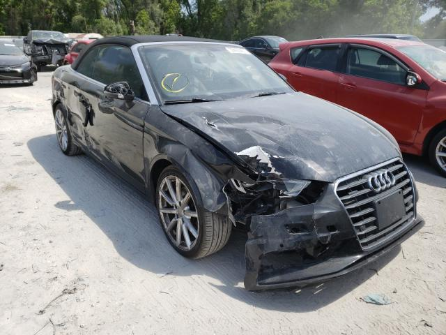 Salvage cars for sale from Copart Ocala, FL: 2016 Audi A3 Premium