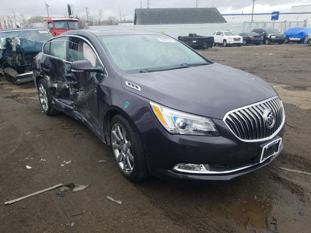 Salvage cars for sale from Copart Hammond, IN: 2014 Buick Lacrosse
