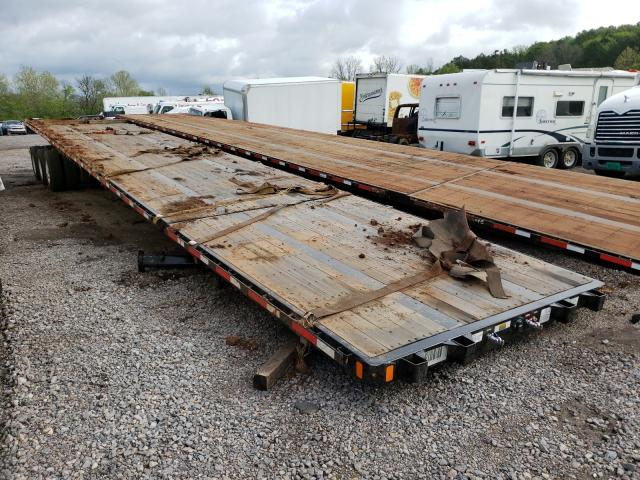 Salvage cars for sale from Copart Hueytown, AL: 2022 Trailers Flatbed