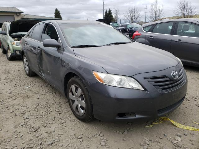 Salvage cars for sale from Copart Eugene, OR: 2009 Toyota Camry Base