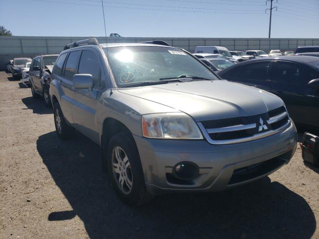 Salvage cars for sale from Copart Albuquerque, NM: 2007 Mitsubishi Endeavor S