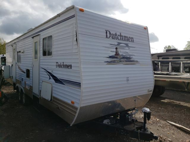 Dutchmen salvage cars for sale: 2006 Dutchmen 28FT Trailer