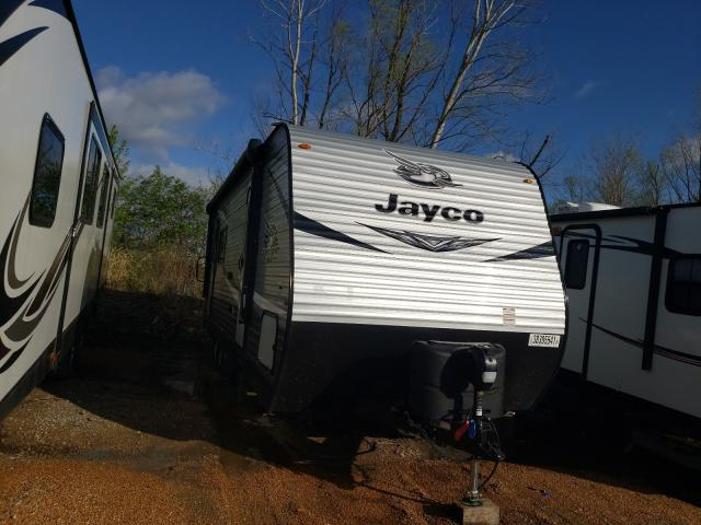Salvage cars for sale from Copart Bridgeton, MO: 2021 Jayco Jayflight