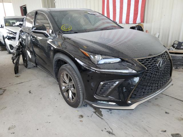Salvage cars for sale from Copart Homestead, FL: 2021 Lexus NX 300 Base