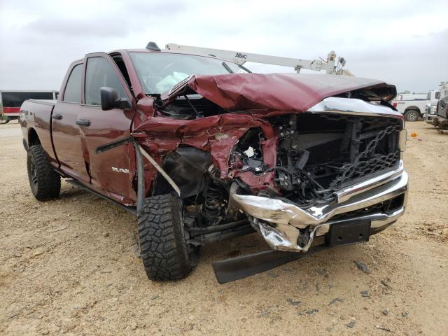 Vehiculos salvage en venta de Copart San Antonio, TX: 2019 Dodge RAM 2500 Trade