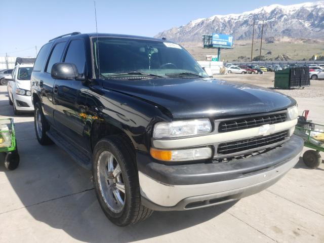 Salvage cars for sale from Copart Farr West, UT: 2005 Chevrolet Tahoe C150