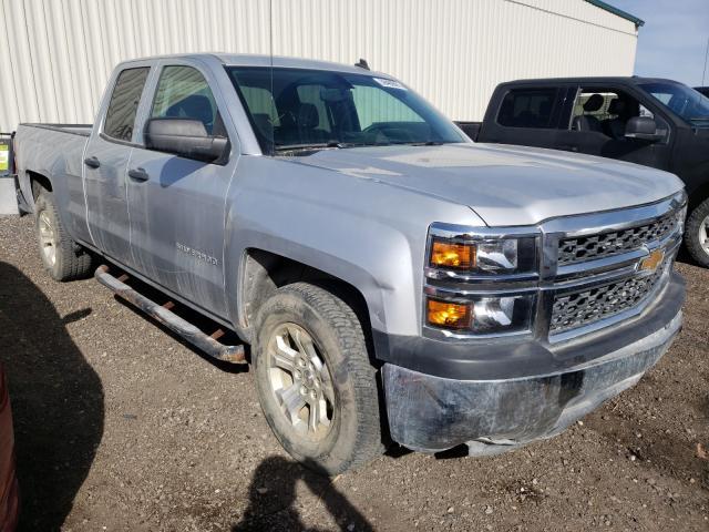 Vehiculos salvage en venta de Copart Rocky View County, AB: 2014 Chevrolet Silverado
