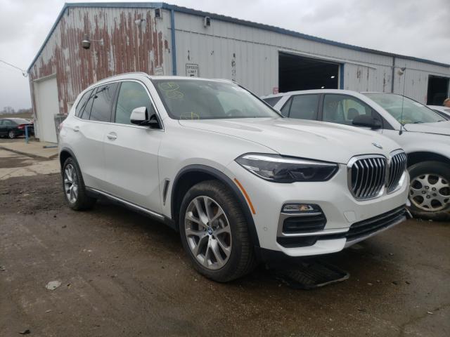 BMW Vehiculos salvage en venta: 2020 BMW X5 XDRIVE4