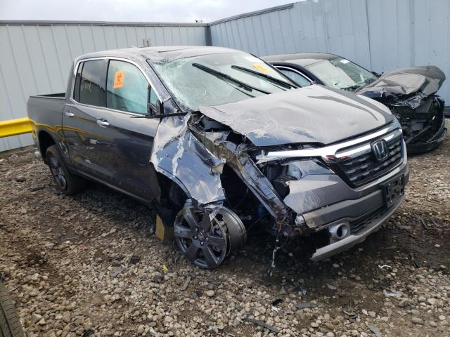 Salvage cars for sale from Copart Cudahy, WI: 2020 Honda Ridgeline