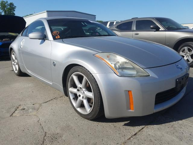 Nissan salvage cars for sale: 2003 Nissan 350Z
