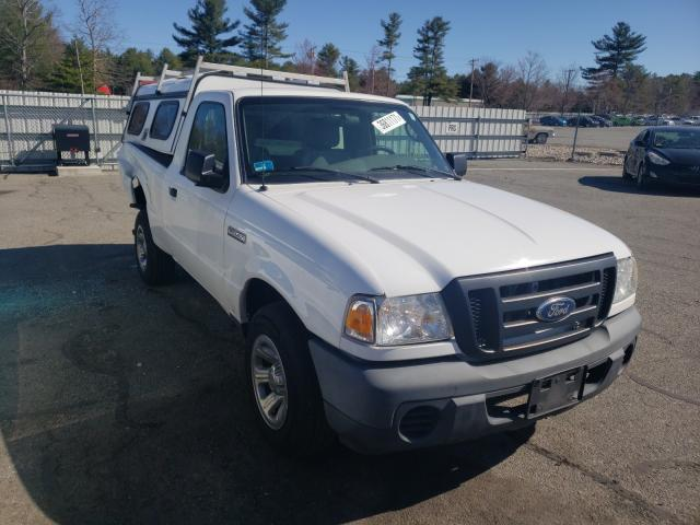 Salvage cars for sale from Copart Exeter, RI: 2011 Ford Ranger