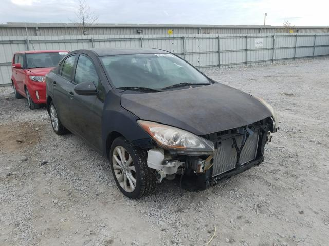 Mazda 3 S salvage cars for sale: 2011 Mazda 3 S
