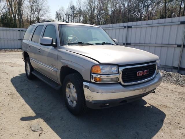 Salvage cars for sale from Copart Fredericksburg, VA: 2005 GMC Yukon