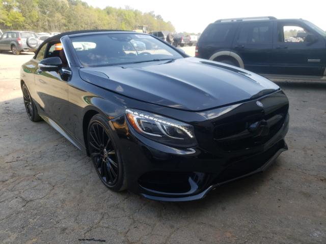2017 Mercedes-Benz S 550 for sale in Austell, GA