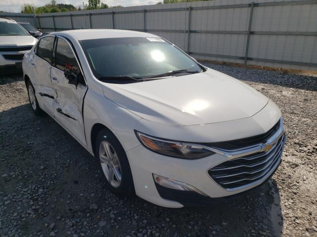Salvage cars for sale from Copart Prairie Grove, AR: 2019 Chevrolet Malibu LS
