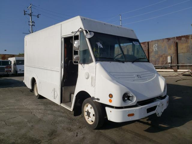Salvage cars for sale from Copart Wilmington, CA: 2012 Smith Electric D75 SC