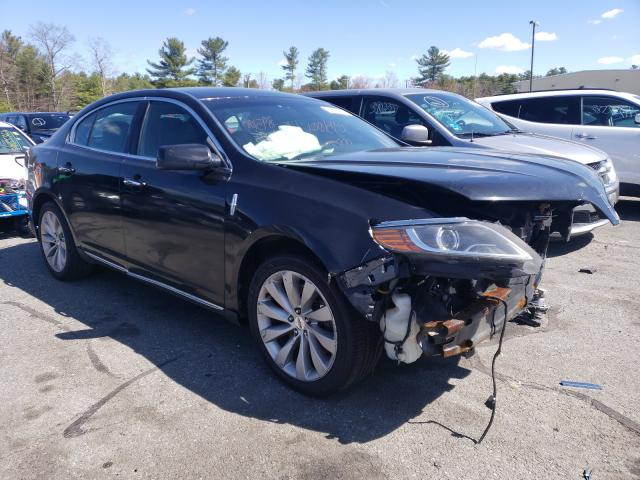 Salvage cars for sale from Copart Exeter, RI: 2014 Lincoln MKS